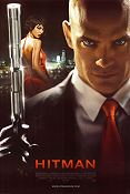 Hitman 2007 poster Timothy Olyphant Xavier Gens