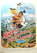 Hj�lp jag har �rvt en bordell 1982 Movie poster Hubert Frank