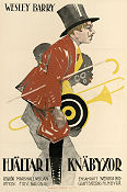 Penrod 1922 poster Wesley Barry Marshall Neilan