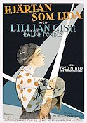 The Enemy 1927 Movie poster Lillian Gish Fred Niblo