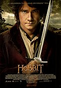 The Hobbit An Unexpected Journey 2012 Movie poster Martin Freeman Peter Jackson