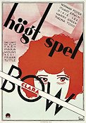 No Limit 1931 poster Clara Bow Frank Tuttle