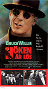 Hudson Hawk 1991 Movie poster Bruce Willis