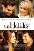The Holiday 2006 poster Cameron Diaz Nancy Meyers