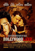 Hollywoodland 2006 poster Adrien Brody Allen Coulter