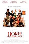 Home For the Holidays 1995 poster Holly Hunter