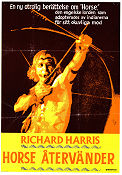 The Return of a Man Called Horse 1977 poster Richard Harris