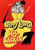 The Sad Sack 1957 Movie poster Jerry Lewis