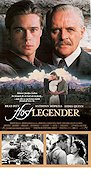 Legends of the Fall 1993 Movie poster Brad Pitt