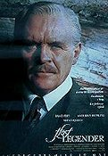 Legends of the Fall 1993 Movie poster Anthony Hopkins