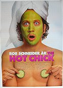 The Hot Chick 2002 poster Rob Schneider
