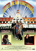 The Hotel New Hampshire 1984 movie poster Rob Lowe Tony Richardson