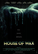 House of Wax 2005 Movie poster Elisha Cuthbert