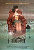Housekeeping 1987 poster Christine Lahti