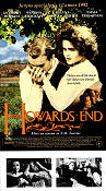 Howards End 1992 poster Anthony Hopkins James Ivory
