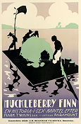 Huckleberry Finn 1920 poster Lewis Sargent William Desmond Taylor