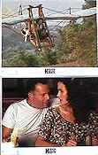 Hudson Hawk 1991 lobby card set Bruce Willis
