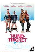 Hundtricket the Movie 2002 Movie poster Alexander Skarsg�rd
