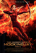 The Hunger Games: Mockingjay Part 2 2015 poster Jennifer Lawrence Francis Lawrence