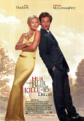 How to Lose a Guy in 10 Days 2002 poster Kate Hudson