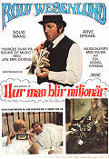 B�r B�rson Jr 1974 Movie poster Rolv Wesenlund Jan Erik D�ring