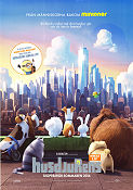 The Secret Life of Pets 2016 poster Louis CK Chris Renaud