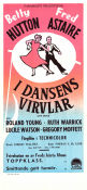 Let´s Dance 1950 poster Fred Astaire Norman Z McLeod