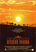 Mountains of the Moon 1990 poster Patrick Bergin Bob Rafelson