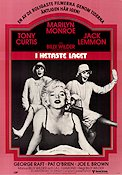 Some Like it Hot 1959 poster Marilyn Monroe Billy Wilder
