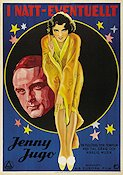 Heute nacht eventuell 1930 Movie poster Jenny Jugo