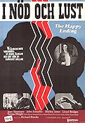 The Happy Ending 1970 Movie poster Jean Simmons