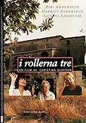 I rollerna tre 1996 Movie poster Bibi Andersson