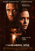 The Bone Collector 1999 poster Denzel Washington