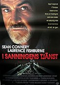 Just Cause 1995 poster Sean Connery