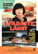 Something Wild 1986 Movie poster Melanie Griffith Jonathan Demme