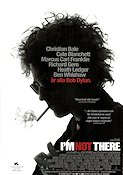 I´m Not There 2007 poster Cate Blanchett Todd Haynes
