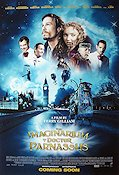 The Imaginarium of Doctor Parnassus 2009 poster Heath Ledger Terry Gilliam
