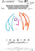 Imagine 1988 poster John Lennon