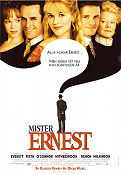 The Importance of Being Ernest 2002 Movie poster Rupert Everett