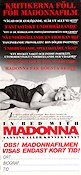 In Bed with Madonna 1991 Movie poster Madonna