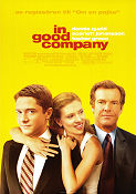 In Good Company 2004 poster Dennis Quaid Paul Weitz