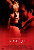 In the Cut 2003 poster Meg Ryan Jane Campion