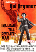 Invitation to a Gunfighter 1965 poster Yul Brynner
