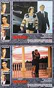 Indecent Proposal 1993 Lobby card set Robert Redford Adrian Lyne
