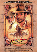 Indiana Jones and the Last Crusade Poster 70x100cm FN original