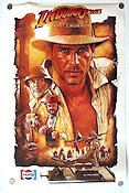 Indiana Jones Pepsi Cola 1989 Poster Harrison Ford