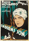 Son of India 1931 poster Ramon Navarro
