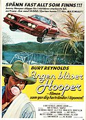 Hooper 1978 Movie poster Burt Reynolds