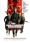 Inglourious Basterds 2009 Movie poster Brad Pitt Quentin Tarantino