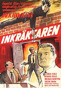 The Intruder 1954 Movie poster Jack Hawkins